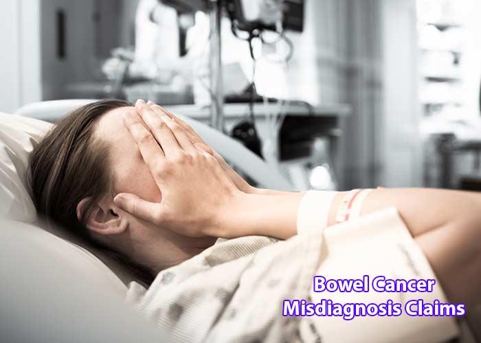 bowel cancer claims
