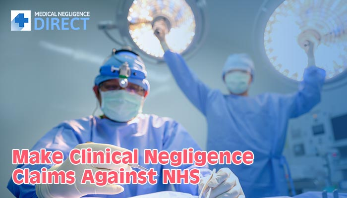 Clinical Negligence Claims Against NHS