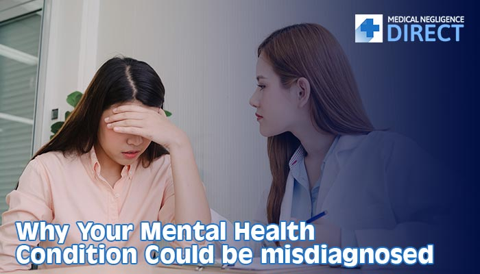 misdiagnosed mental illness